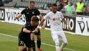 Petrocub - Sivasspor| Maçta 1 gol var