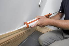 Best Caulk For Trim How To Apply Caulking To Shower Trim