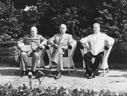 Potsdam Conference World War Ii Britannica