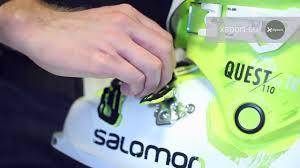 <b>Лыжные ботинки Salomon Quest</b> Pro TR110 - Xsport #023 - YouTube