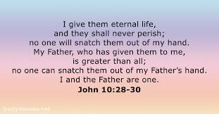 40 Bible Verses About Eternal Life Dailyversesnet