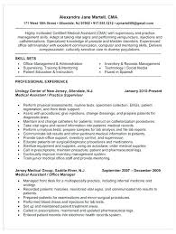 Objective For Medical Assistant Astonishing Ideas Medical Assistant