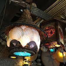 Shellsssss Tiki Decor Tiki Lights Tiki Lounge