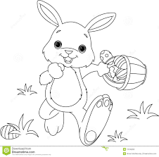 Happy Easter Chick Coloring Pages Color Bros