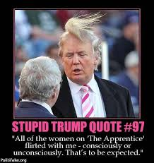 Stupid Trump Quotes Mesmerizing Pin By Sheryl West On Words To Remember Pinterest
