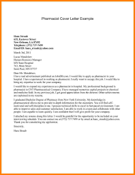 12 Cover Letter Examples For Pharmacy Technician Farmer Resume