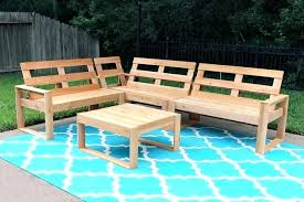 wood outdoor sectional wood wood pallet outdoor sectional