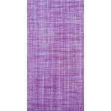 ground work rugs cotton runner rug galleria purple ivory