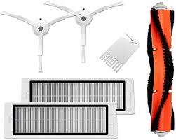 Original accessories For XIAOMI MI Robot Vacuum Side <b>Brush 2pcs</b> ...