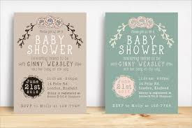 Corporate Invitation Template Cool 48 Sample Baby Shower Invitations Sample Templates