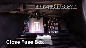 interior fuse box location 1990 1996 chevrolet corvette 1995 interior fuse box location 1990 1996 chevrolet corvette 1995 chevrolet corvette 5 7l v8 hatchback
