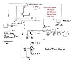 40 amp circuit breaker? correctcraftfan com forums page 2 Ski Nautique Wiring Diagram the diagram says that wire is supposed to be \