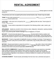 Rental Lease Gorgeous Plant Hire Agreement Ate Product Rental On Ates Office Agreements