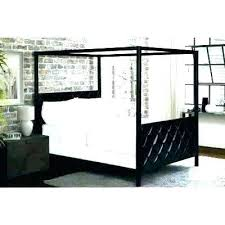 Canopy Bed For Sale Pipe Canopy Bed Bed Frame Canopy Cheap Queen ...