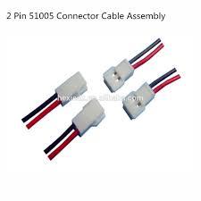 2 pin molex 51005 connector male female cable wire harness buy 2 pin molex 51005 connector male female cable wire harness