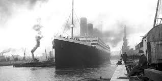 conspiracy theory the titanic was sunk to form the federal after