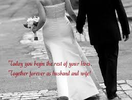 Congratulations To Marriage Magnificent Getting Married Quotes