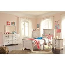 white bedroom furniture king. Classic Rustic Whitewashed 6 Piece Twin Bedroom Set - Millhaven White Furniture King