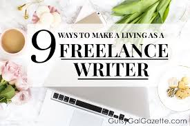 become a lance writer different areas to get started become a lance writer 9 ways to make a living writing