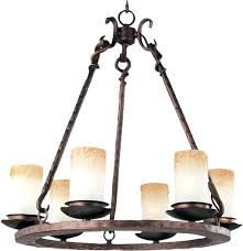 candle chandelier non electric eimatco outdoor electric chandelier