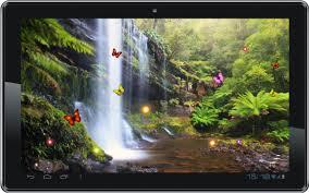 3d Jungle Waterfall Live Wallpaper Free Download Hd