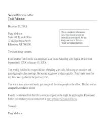 Letter Of Recommendation Coworker Teacher Reference Letter Template