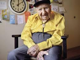 Family asks for birthday cards for World War II vet's 101st birthday |  Local | idahostatejournal.com