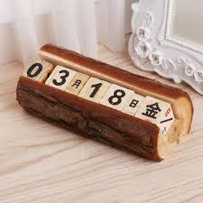 wooden perpetual calendar tiles luxury white wooden perpetual calendar block desktop fice table calendar