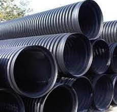 corrugated double wall smooth interior pipe