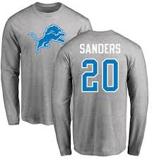 Name 20 Logo Lions Detroit Nike Nfl Jersey - Sanders Ash Barry amp; Number|Matt Miller's Scouting Notebook: Early Free Agency Is A Win For Draft Prospects