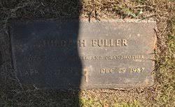 Hilda Haney Fuller (1921-1987) - Find A Grave Memorial