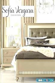 Bling Bedroom Set Decor Champagne Traditional Finish Diy ...