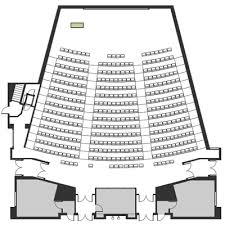 Segerstrom Hall Seating Chart Pdf Bs3 1200 Classroom Technology