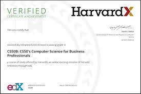 Online Certificates Free Harvard Moocs Free Online Courses And More Edukatico Org