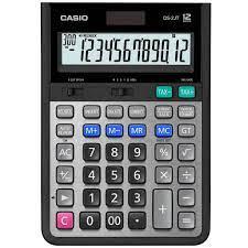 Casio DS-2JT Profesyonel 12 Hane İşlem Kontrollü Masa Üstü Hesap Makinesi