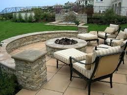 fireplace in backyard fireplace in backyard