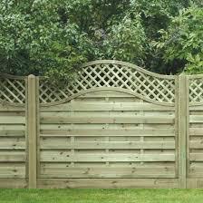 olt150 omega fence panel lattice topp