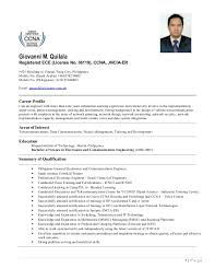 Download Cisco Certified Network Engineer Sample Resume