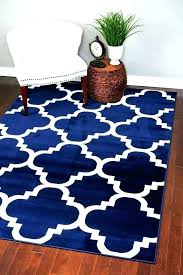 large chevron rug navy blue white striped rugs stunning and area