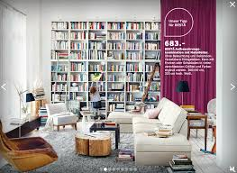Besta as a bookshelf
