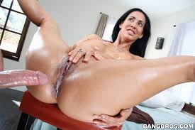 Russian milf creampie no protection