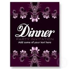 Dinner Party Invitations Templates Rome Fontanacountryinn Com