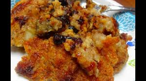 bread pudding using leftover biscuits