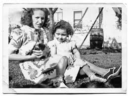 an interview joyce carol oates the master of fiction talks carolina oates and joyce in the backyard of millersport house in 1941 fred