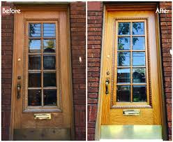 how to refinish front doorHow to Restore Your Old Wood Front Door 6 Steps with Pictures