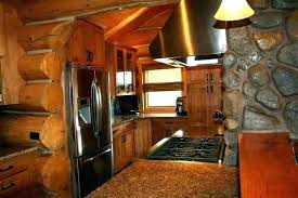 log cabin kitchens with white cabinets cabin kitchen cabinets log kitchens custom aspen k kitchen log log cabin kitchens with white cabinets