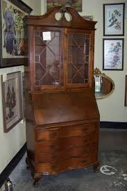 antique desk hutch