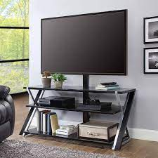 whalen xavier 3 in 1 tv stand for tvs