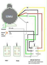 wiring diagram dayton reversible motor dayton 5 hp wiring design com 3 Wire 220 Volt Wiring at Dayton 5k436 220 Volt Wiring Diagram