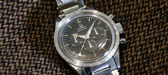 5 best expedition watches gear patrol celebrate 60 years of the moonwatch these rare vintage pieces